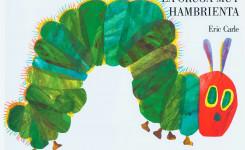 afbeelding boekcover la oruga muy hambrienta